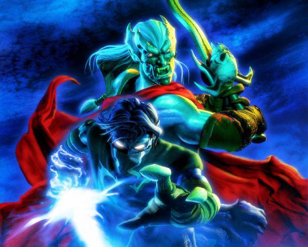 LEGACY-OF-KAIN action adventure vampire online fighting fantasy legacy kain (24) wallpaper