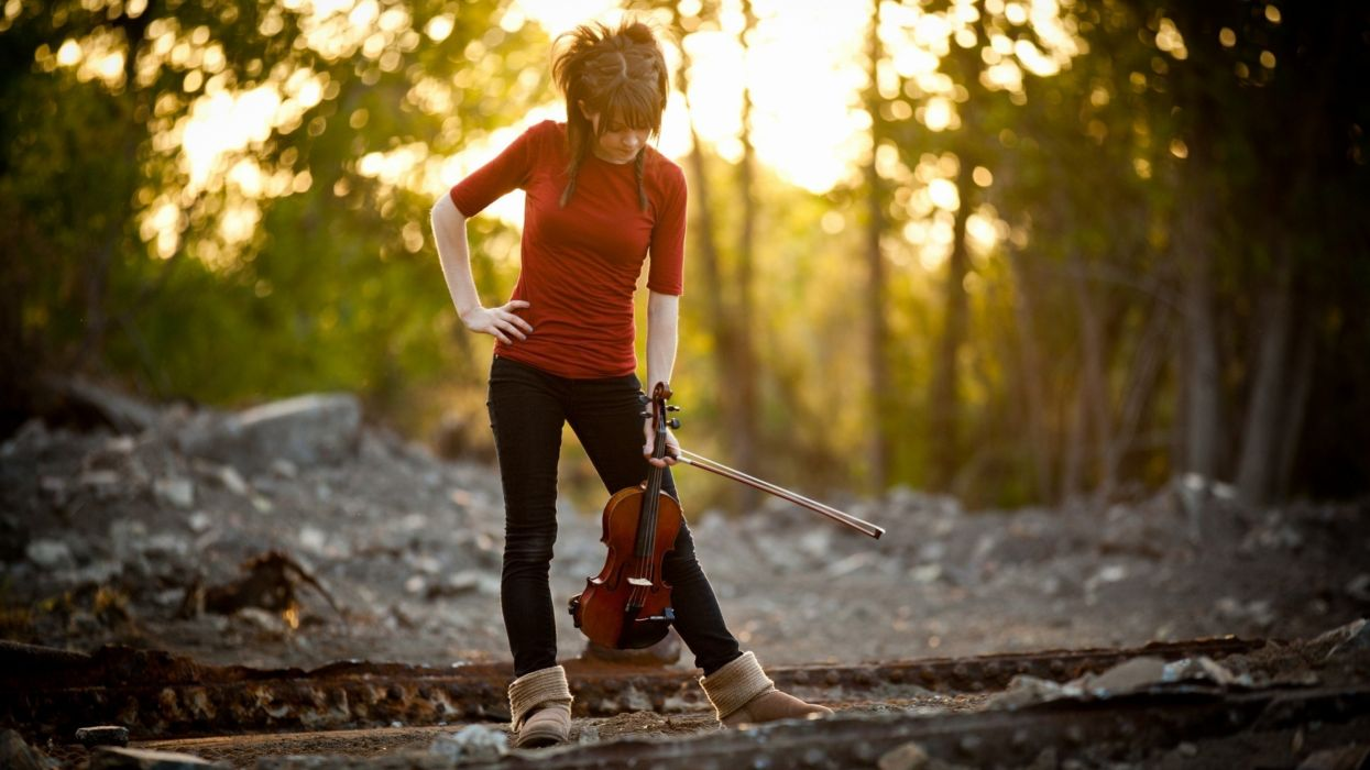 LINDSEY STIRLING violin violinist electronic classical crossover dubstep (29) wallpaper