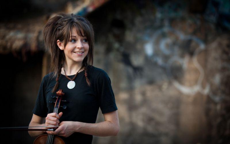 LINDSEY STIRLING violin violinist electronic classical crossover dubstep (20) wallpaper