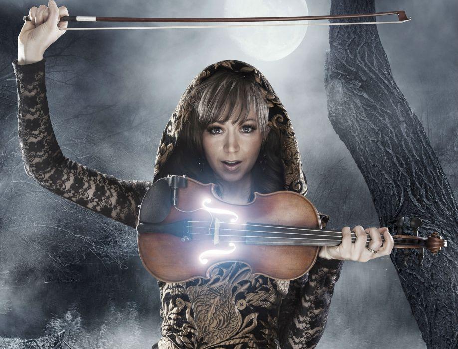 LINDSEY STIRLING violin violinist electronic classical crossover dubstep (18) wallpaper