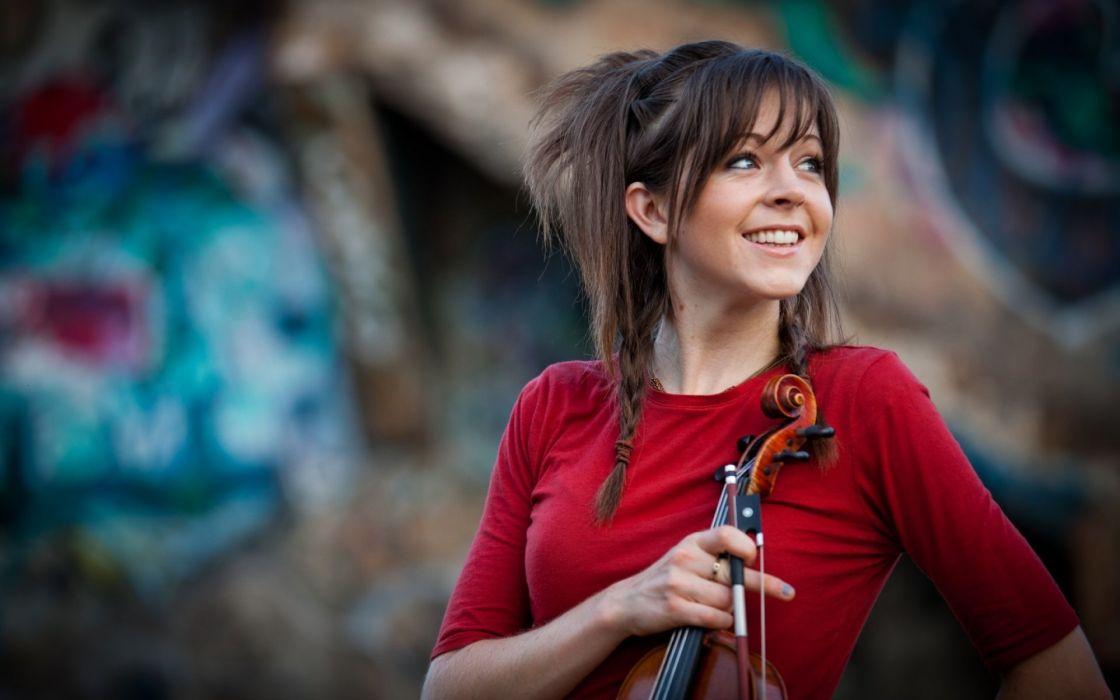 LINDSEY STIRLING violin violinist electronic classical crossover dubstep (58) wallpaper