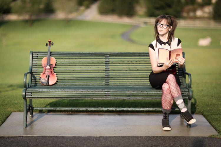LINDSEY STIRLING violin violinist electronic classical crossover dubstep wallpaper