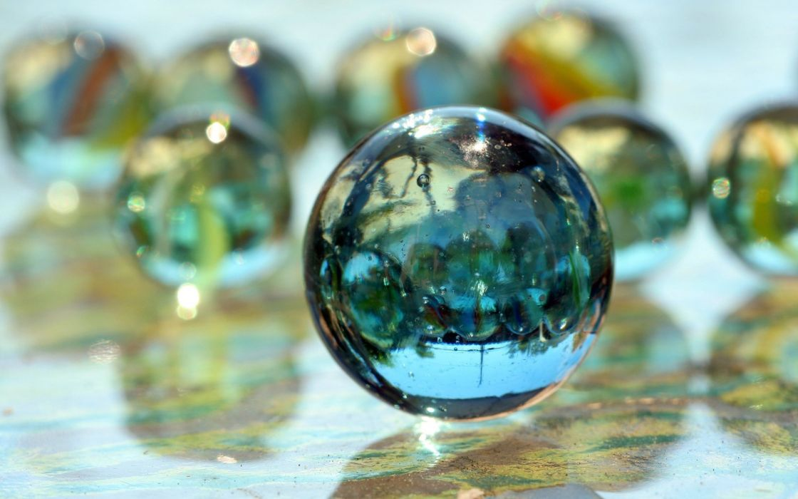 marbles glass circle bokeh toy ball marble sphere (11) wallpaper