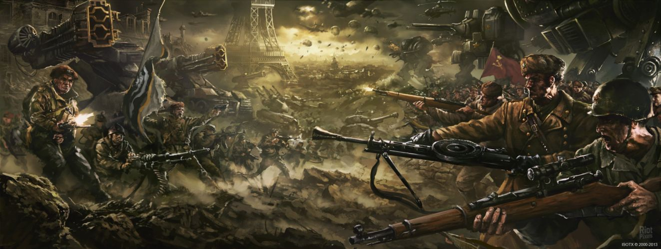 MARCH-OF-WAR fighting online strategy rpg war battle tactical march sci-fi mmo (9) wallpaper