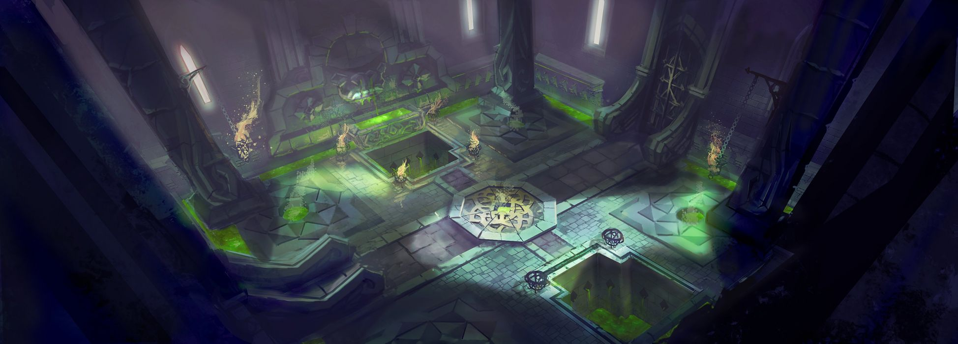 MIGHTY-QUEST-EPIC-LOOT medieval fantasy real-time strategy family mighty quest epic loot (1) wallpaper