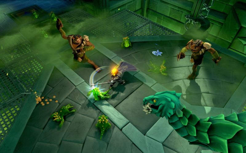MIGHTY-QUEST-EPIC-LOOT medieval fantasy real-time strategy family mighty quest epic loot (4) wallpaper