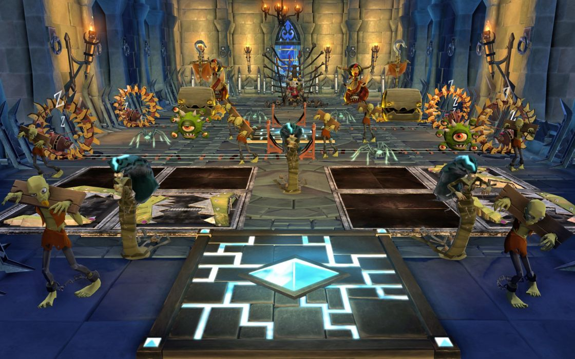 MIGHTY-QUEST-EPIC-LOOT medieval fantasy real-time strategy family mighty quest epic loot (3) wallpaper