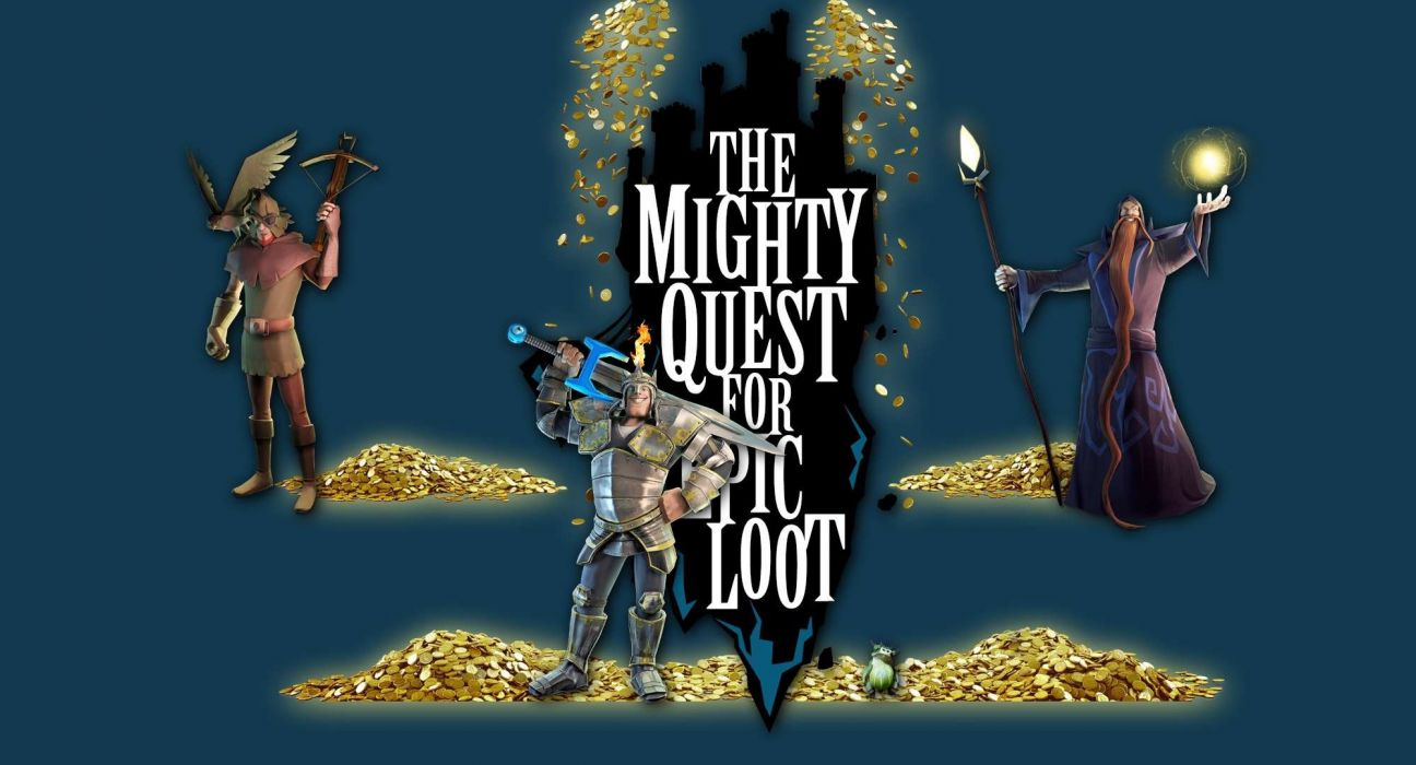 MIGHTY-QUEST-EPIC-LOOT medieval fantasy real-time strategy family mighty quest epic loot (26) wallpaper