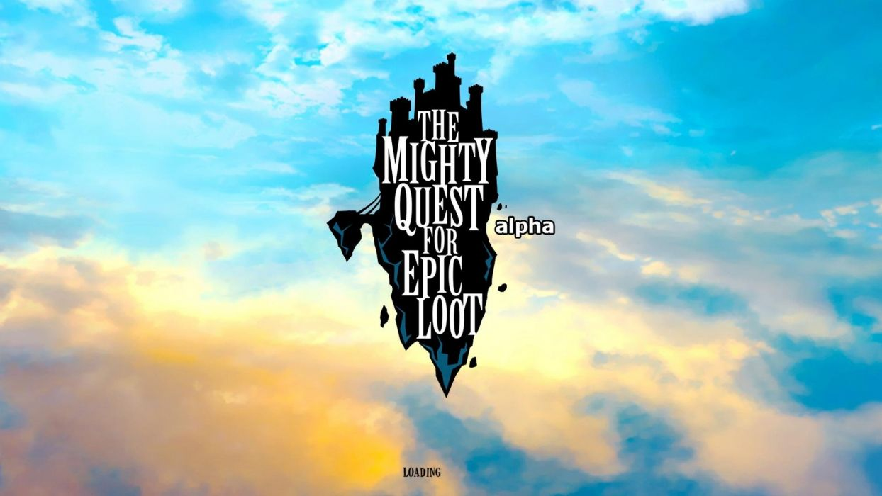 MIGHTY-QUEST-EPIC-LOOT medieval fantasy real-time strategy family mighty quest epic loot (33) wallpaper