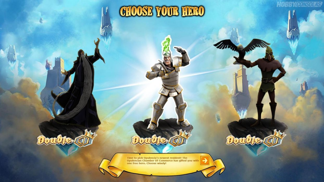 MIGHTY-QUEST-EPIC-LOOT medieval fantasy real-time strategy family mighty quest epic loot (45) wallpaper
