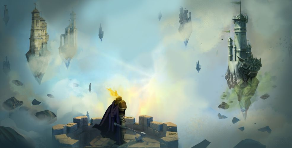 MIGHTY-QUEST-EPIC-LOOT medieval fantasy real-time strategy family mighty quest epic loot (34) wallpaper