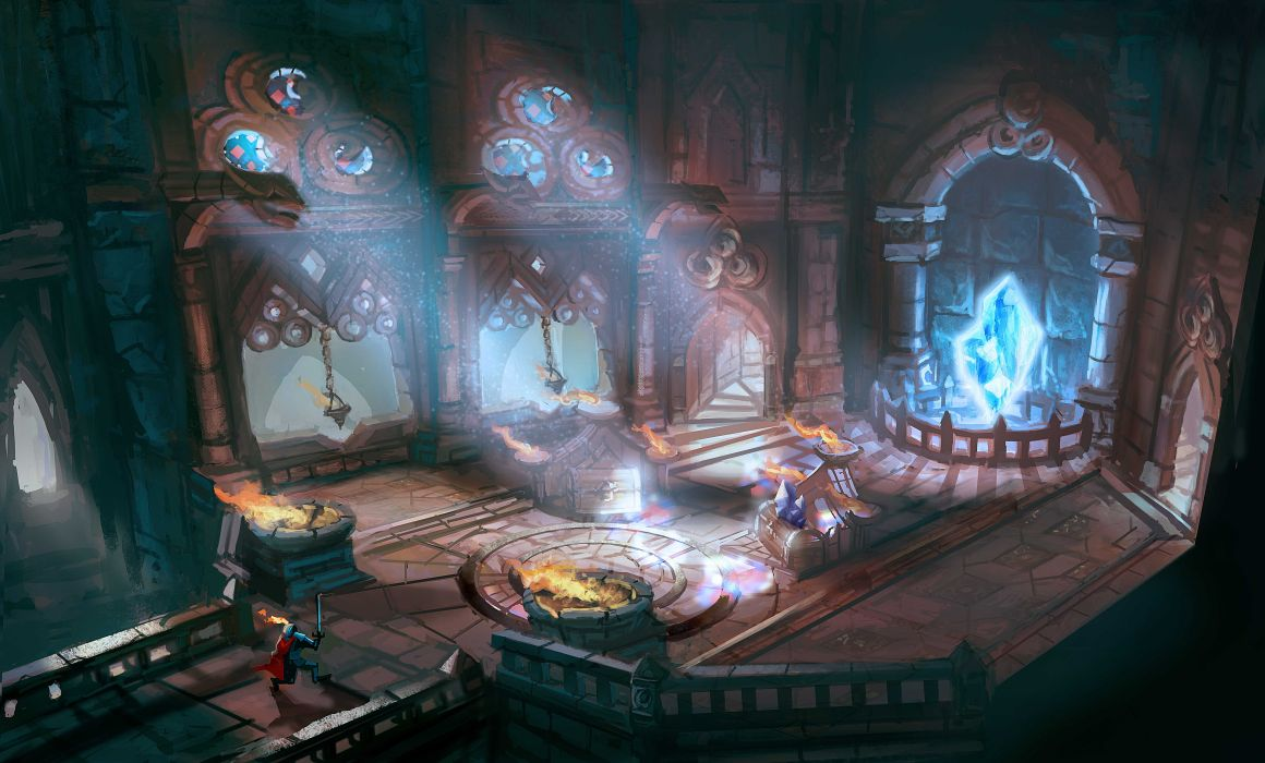 MIGHTY-QUEST-EPIC-LOOT medieval fantasy real-time strategy family mighty quest epic loot (22) wallpaper