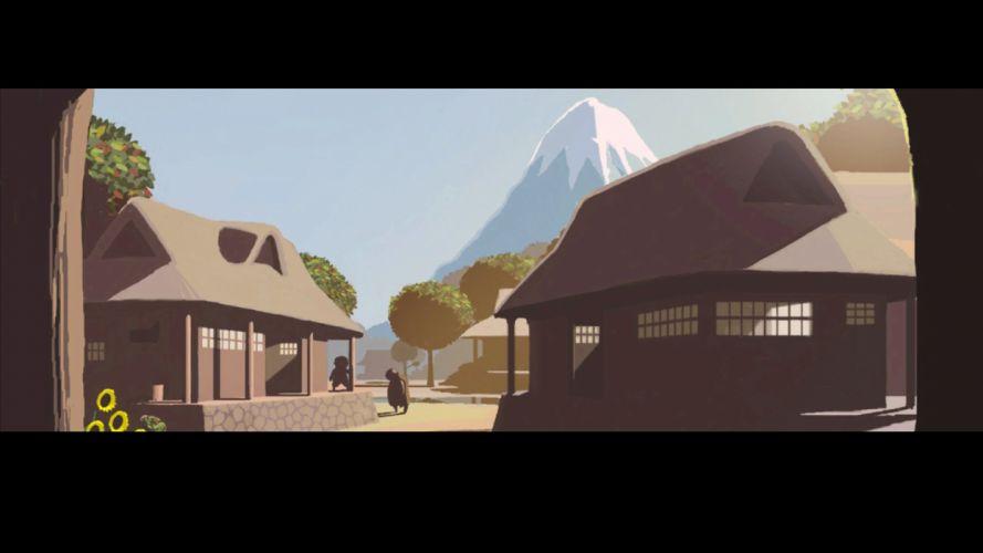 MINI-NINJAS action stealth exploration adventure family ninja fantasy mini (4) wallpaper