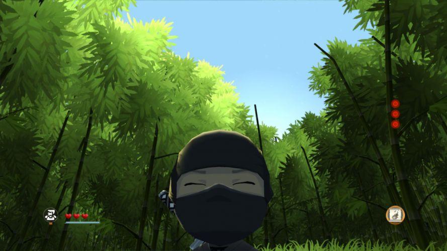 MINI-NINJAS action stealth exploration adventure family ninja fantasy mini (1) wallpaper