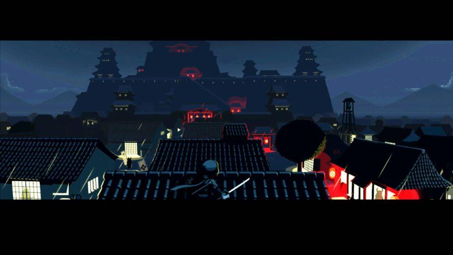 MINI-NINJAS action stealth exploration adventure family ninja fantasy mini (27) wallpaper
