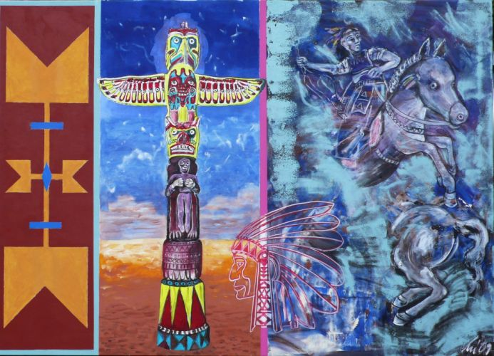 native american indian western (5) wallpaper