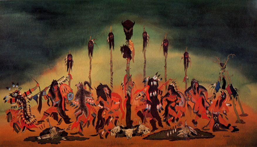 native american indian western (18) wallpaper