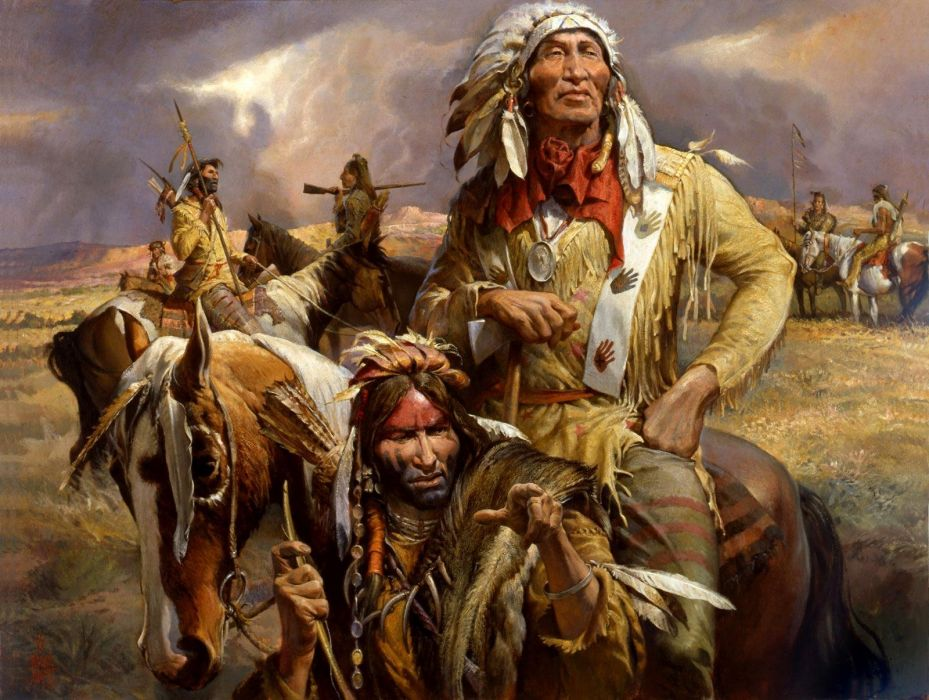 native american indian western (1) wallpaper