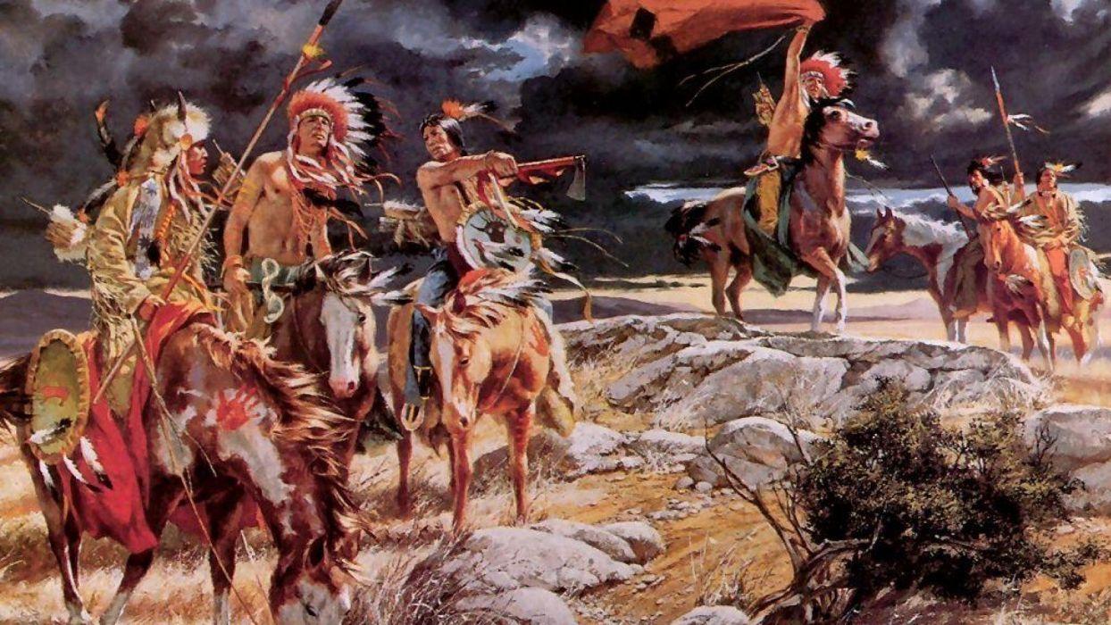 native american indian western (51) wallpaper