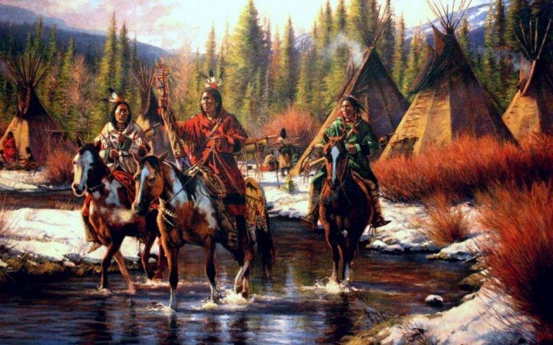 native american indian western (55) wallpaper