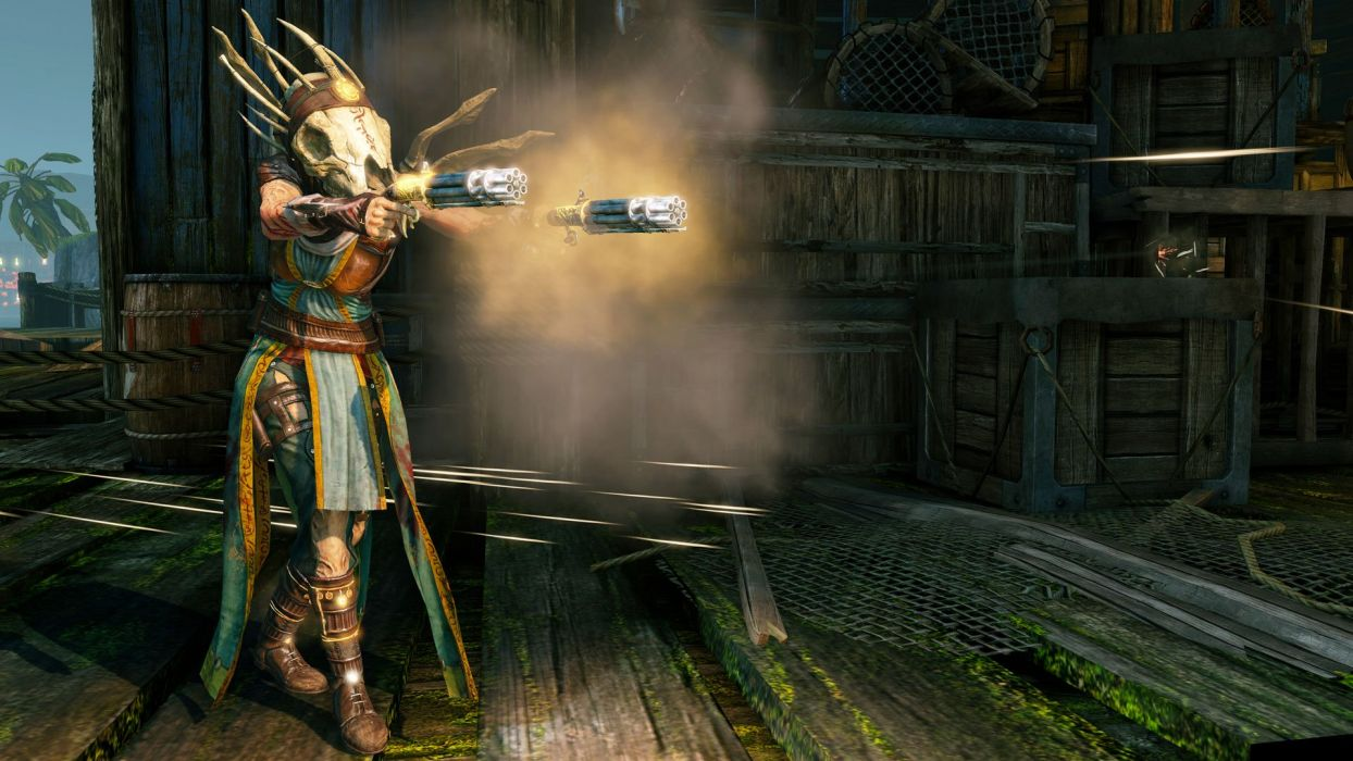 NOSGOTH action vampire online fighting fantasy sci-fi steampunk (19) wallpaper
