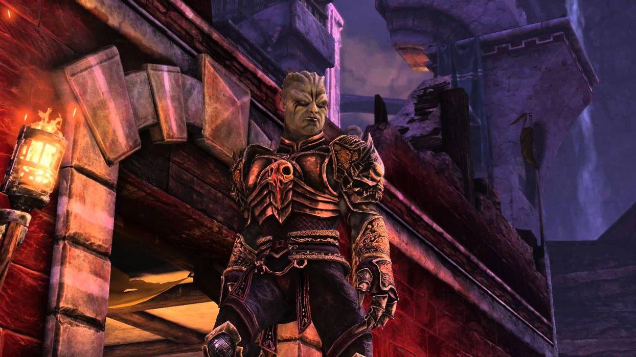 NOSGOTH action vampire online fighting fantasy sci-fi steampunk (14) wallpaper