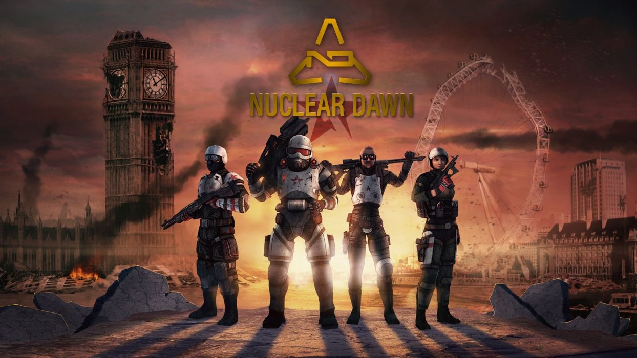NUCLEAR-DAWN fps shooter sci-fi real-time strategy apocalyptic nuclear dawn (27) wallpaper