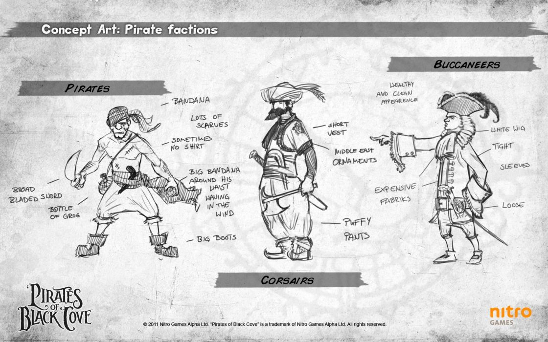 PIRATES-OF-BLACK-COVE arcade fantasy pirate real-time strategy adventure pirates blaxk cove (12) wallpaper