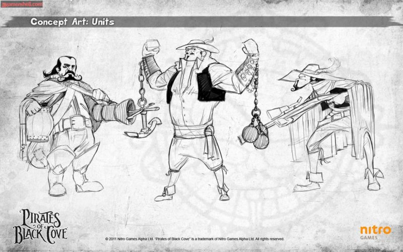 PIRATES-OF-BLACK-COVE arcade fantasy pirate real-time strategy adventure pirates blaxk cove (17) wallpaper
