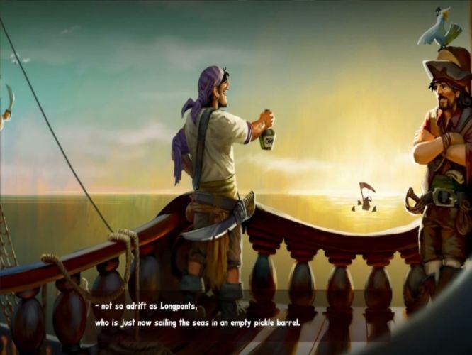 PIRATES-OF-BLACK-COVE arcade fantasy pirate real-time strategy adventure pirates blaxk cove (22) wallpaper
