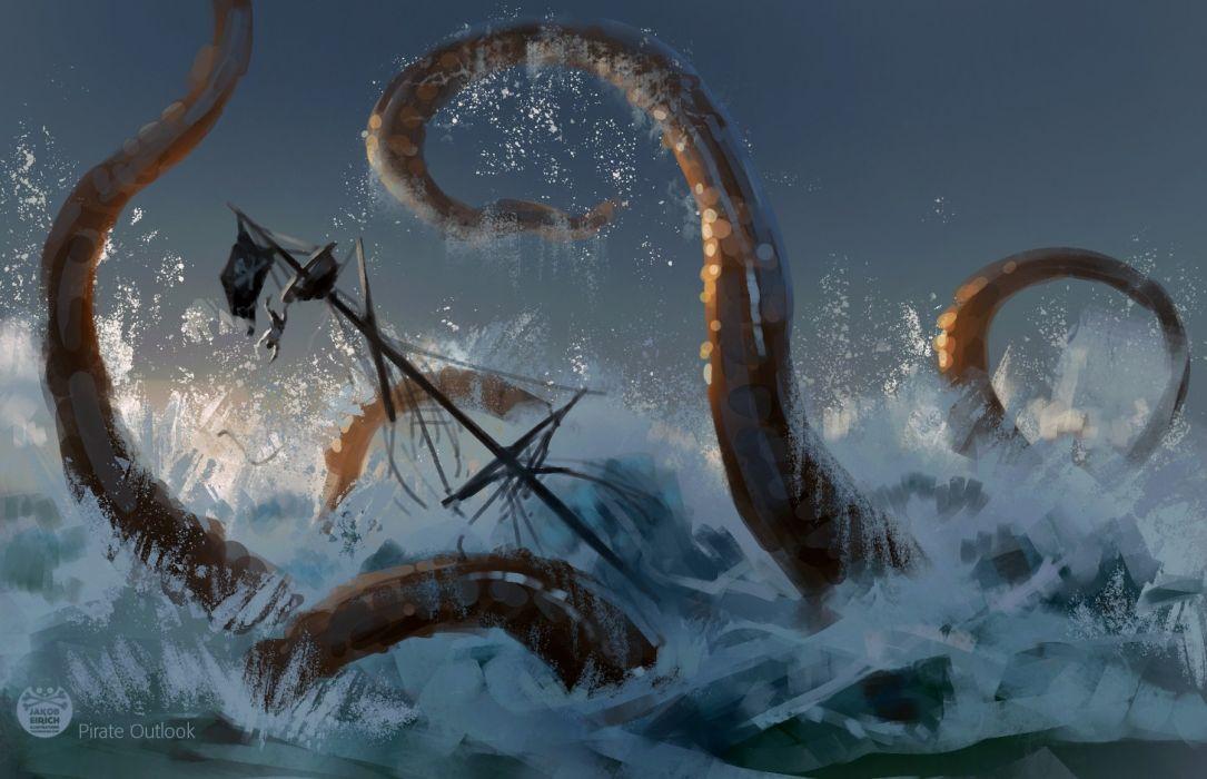PIRATES-OF-BLACK-COVE arcade fantasy pirate real-time strategy adventure pirates blaxk cove (27) wallpaper
