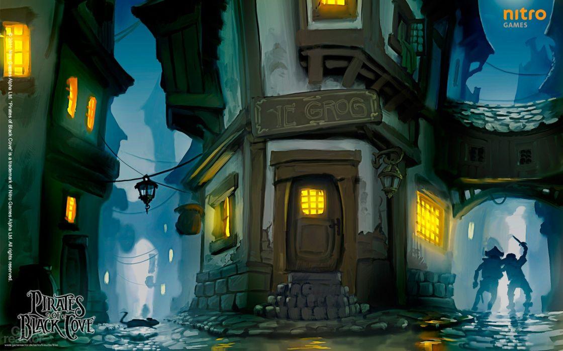 PIRATES-OF-BLACK-COVE arcade fantasy pirate real-time strategy adventure pirates blaxk cove (3) wallpaper