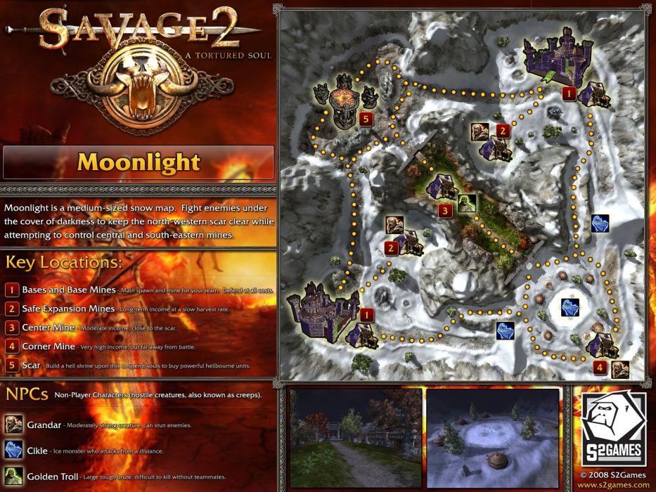 SAVAGE fps fantasy real-time strategy fantasy shooter (6) wallpaper