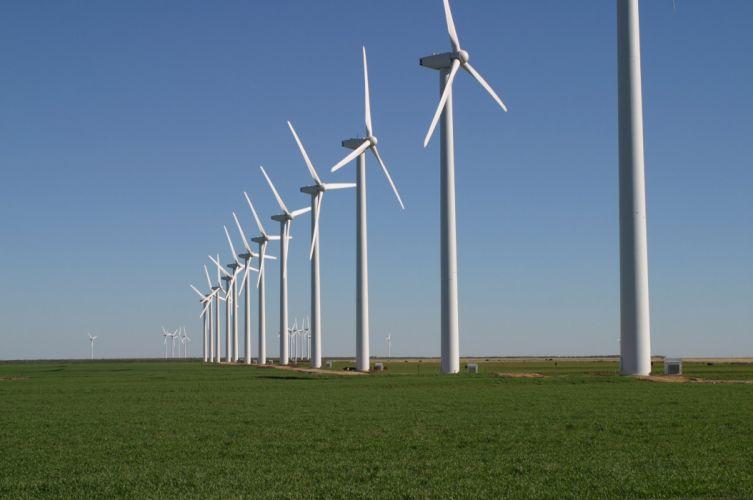 windmill farm mill wind power landscape rustic (16) wallpaper