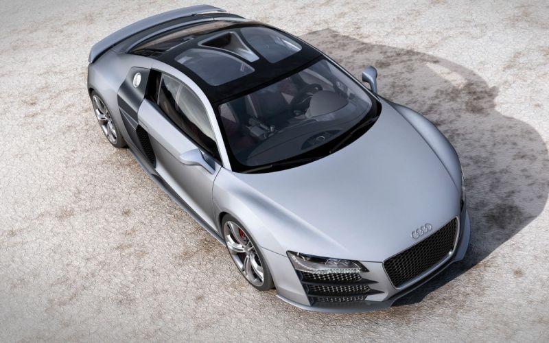 Audi R8 quattro wallpaper