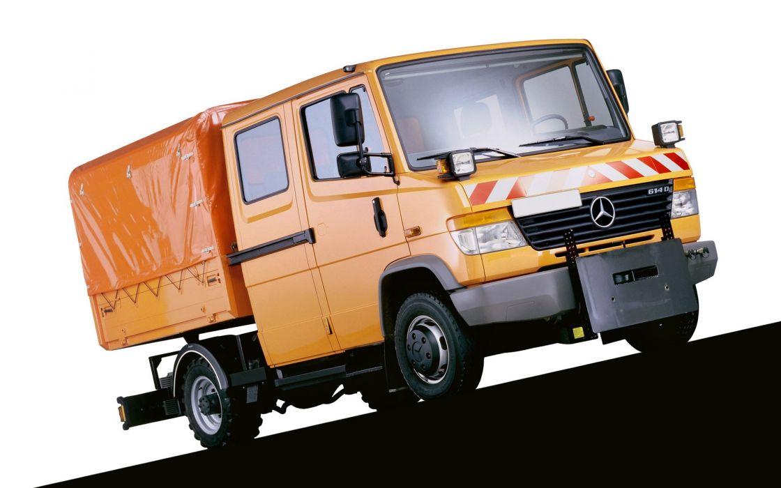 Mercedes Benz 614D wallpaper