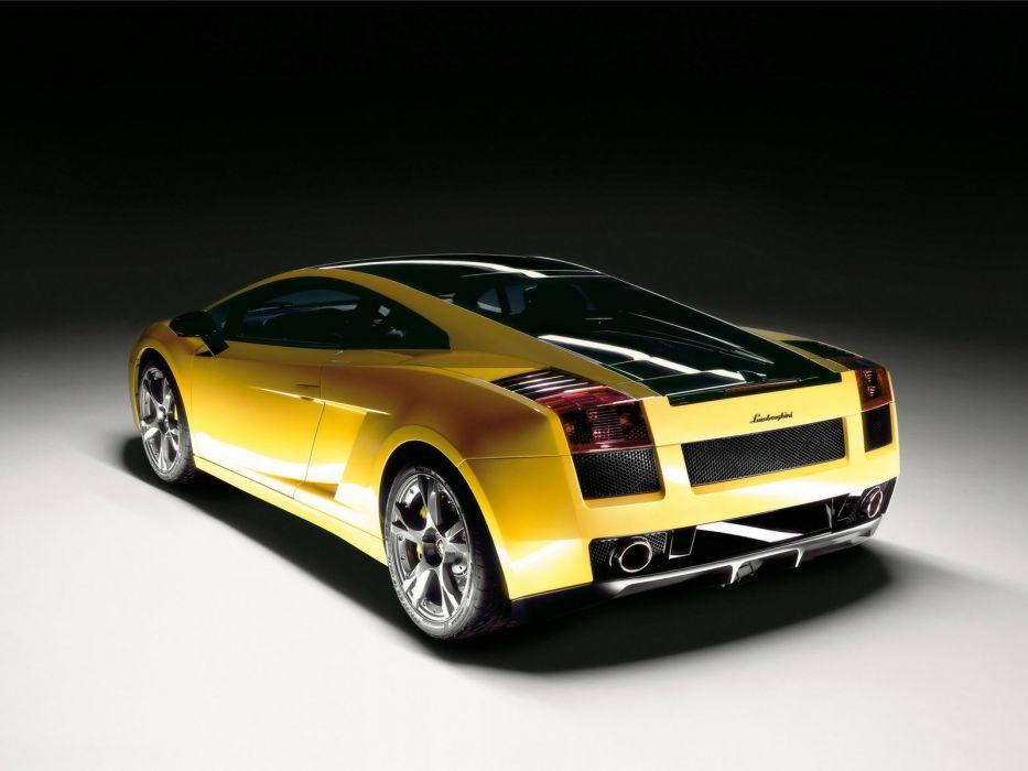Lamborghini Gallardo wallpaper