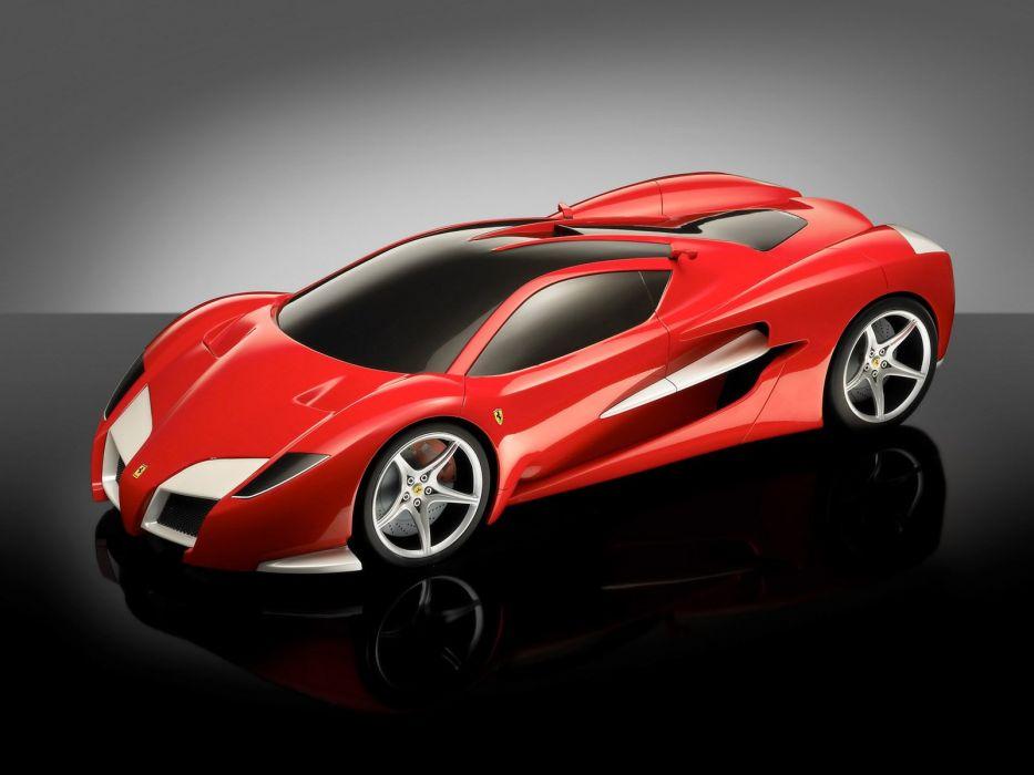 Ferrari Concept wallpaper