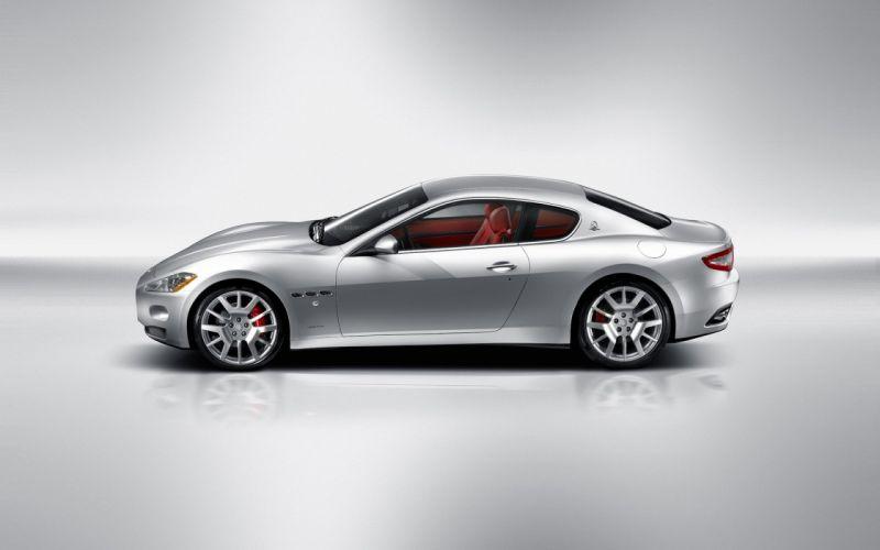 Maserati Grand Turismo wallpaper