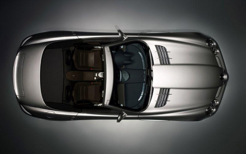 Mercedes Benz SLR wallpaper