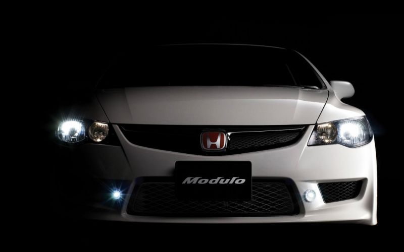 Honda Modulo wallpaper