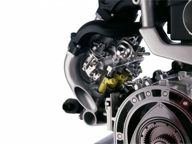 Wankel Engine wallpaper