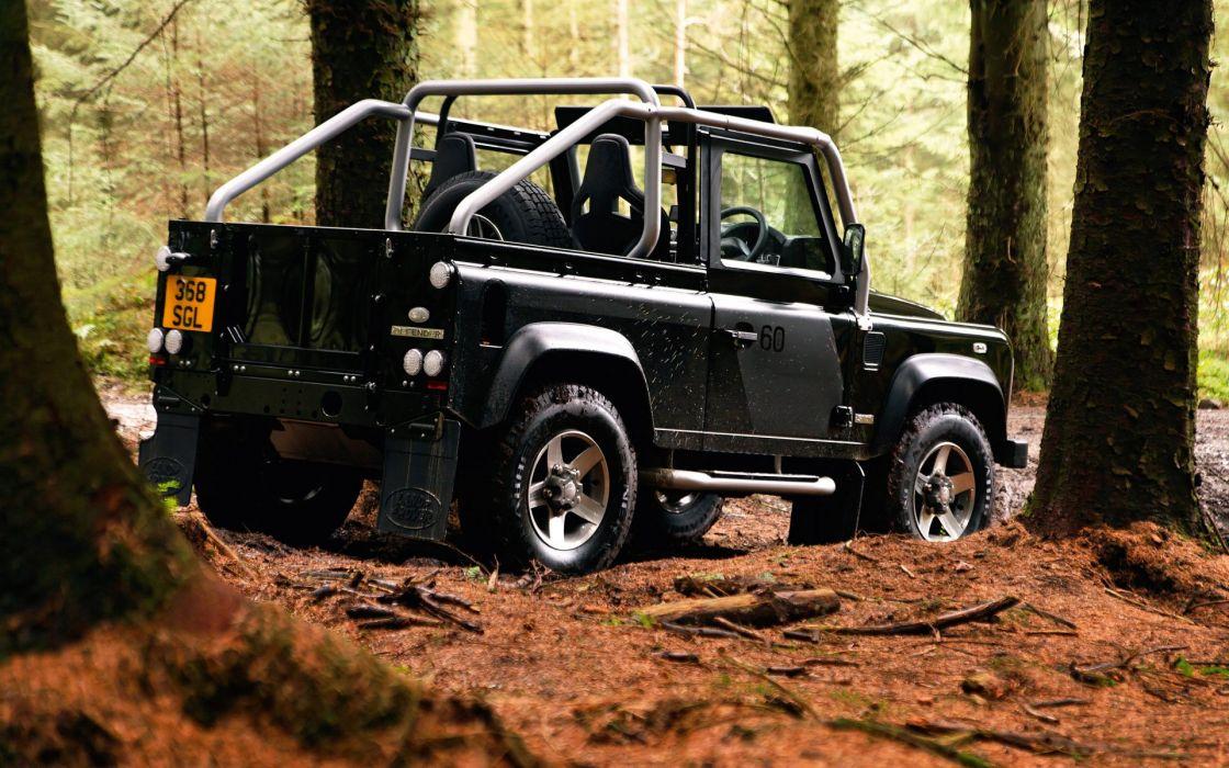 Land Rover Defender 90 wallpaper