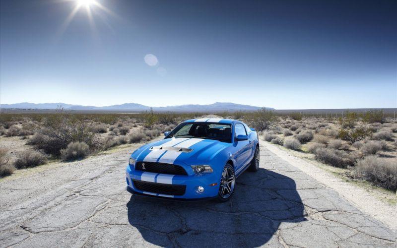 Ford Mustang GT500 wallpaper
