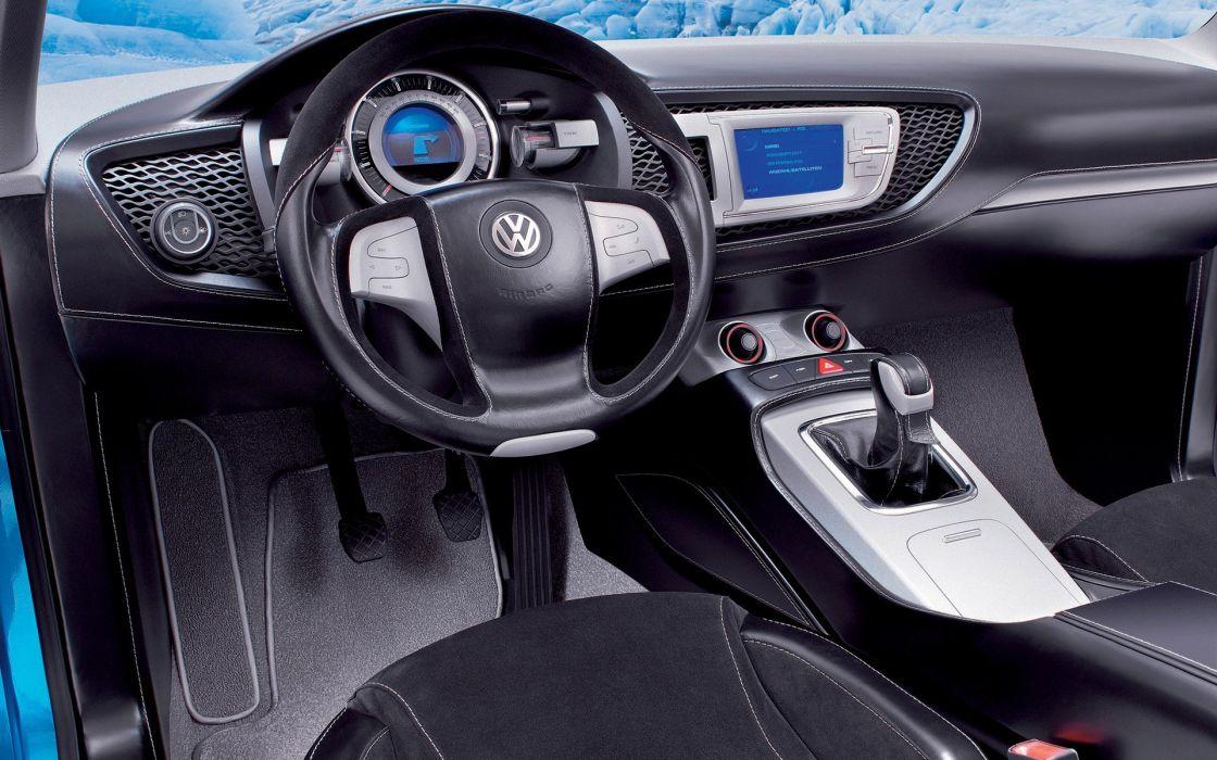 Volkswagen Interior wallpaper