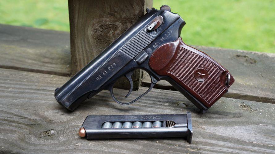 Shop Makarov pistol cartridges weapon wallpaper