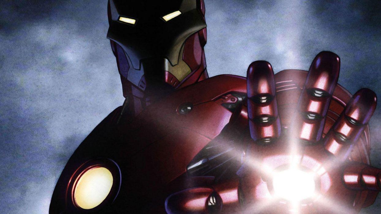 Iron ManMarvel wallpaper