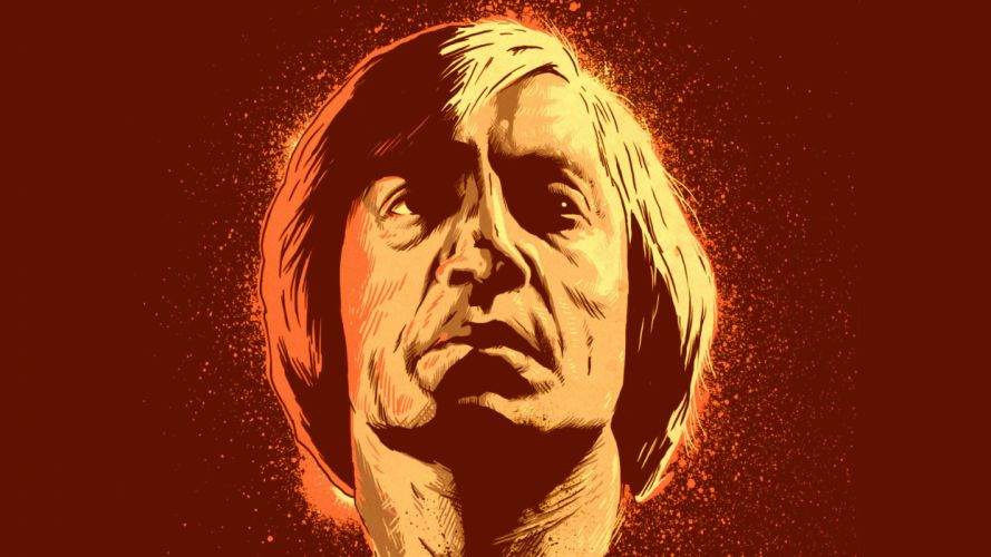 No Country for Old MenFace wallpaper