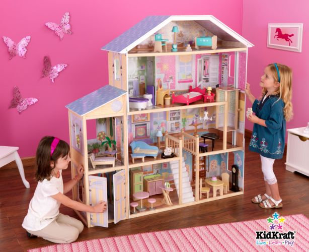 doll-house doll house toy family bokeh houses dolls toys wallpaper