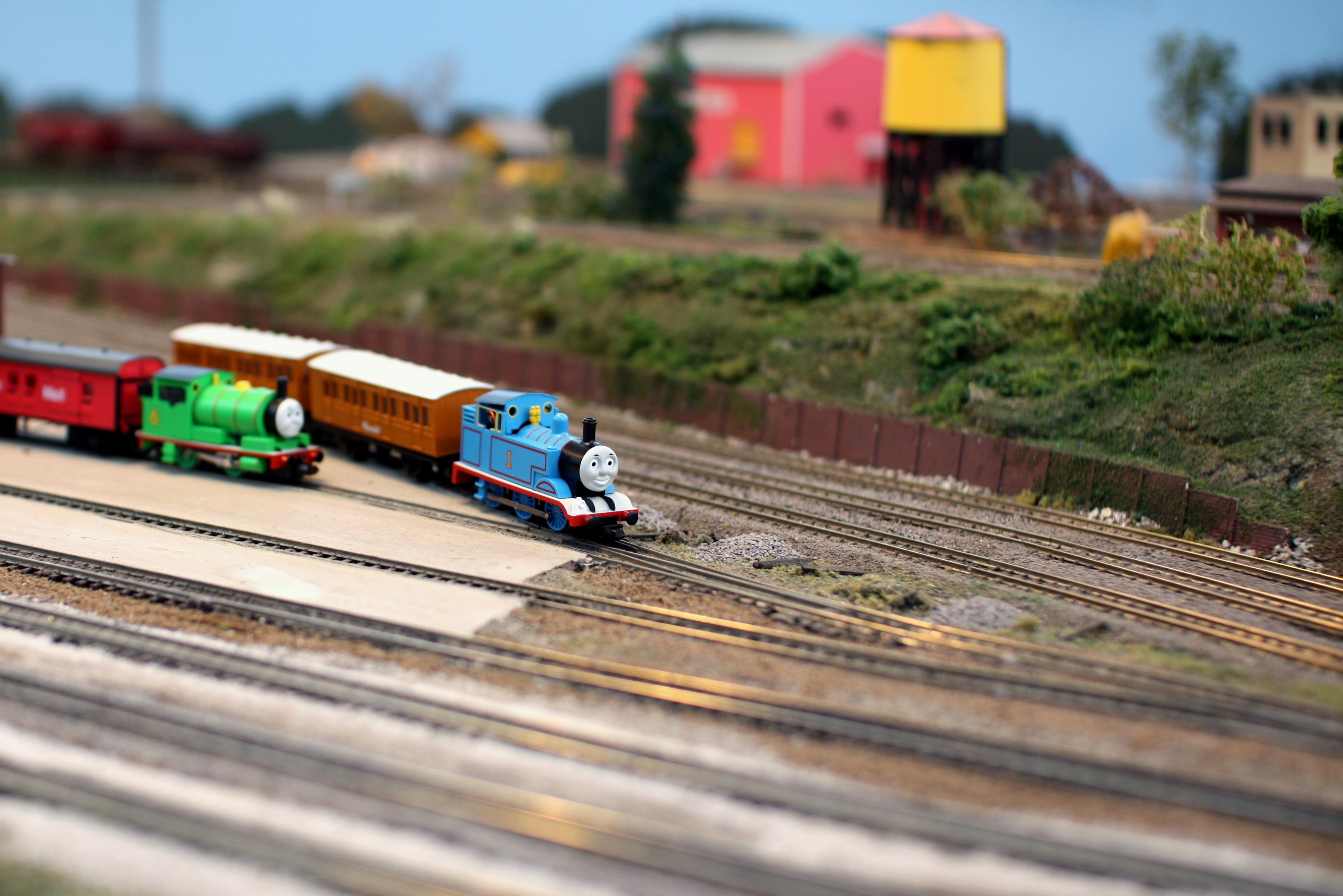 Model Trains Toys 72